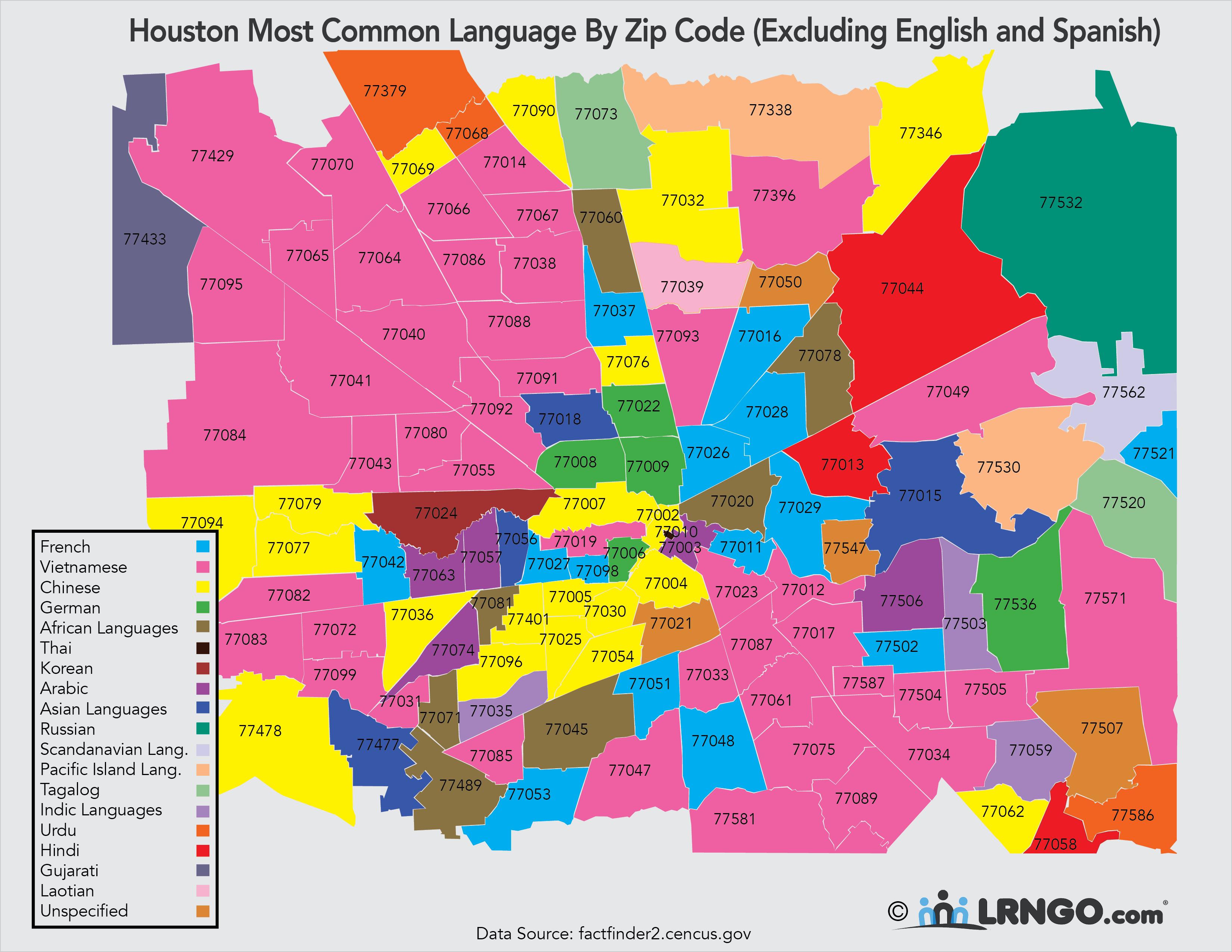 Calendar Kindergarten Zip Code : Houston area zip code map to print search results