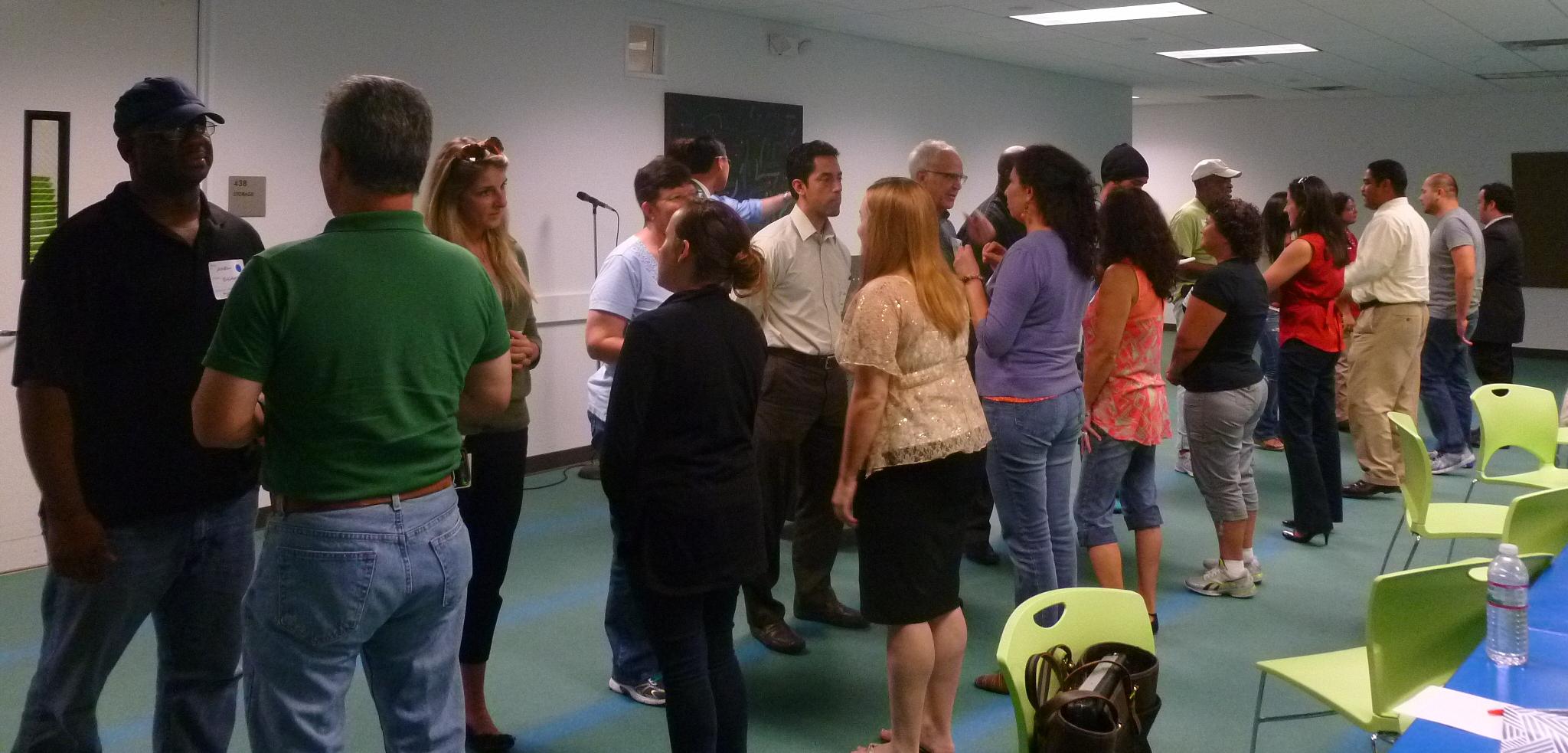 Houston Language Partners Initiative