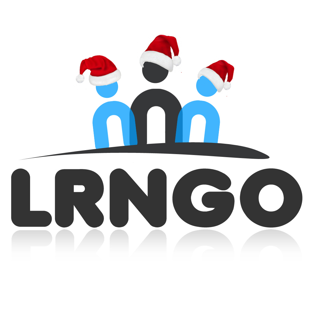 Happy Holidays from LRNGO!