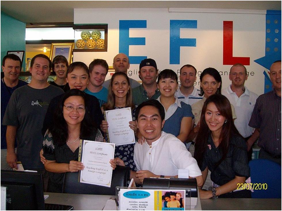 Receive Free Tefl Certification By Volunteering