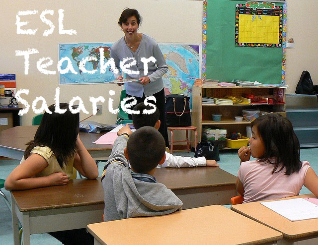 ESL Teacher Salaries