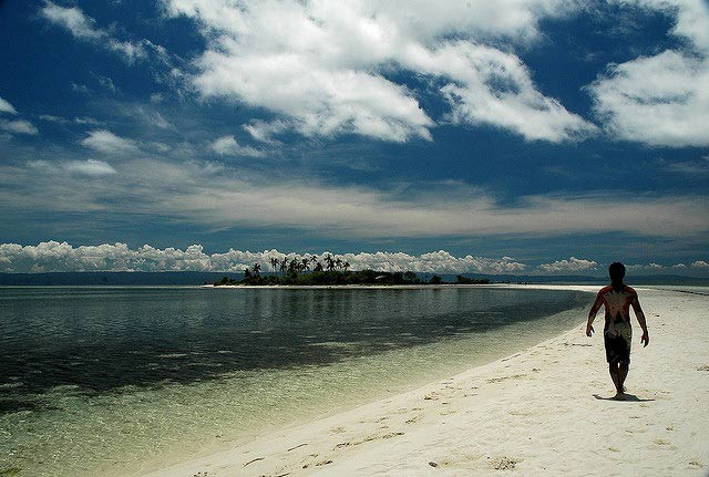 Bohol Beach in the Philippines