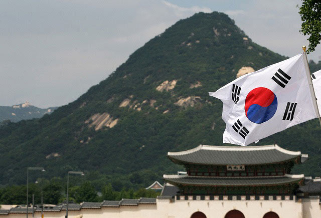 National Liberation Day of Korea.